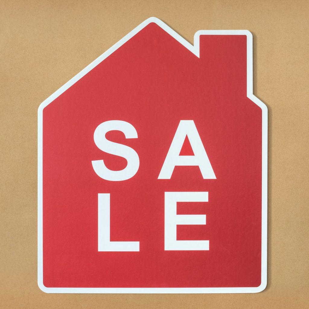 Sale of propert